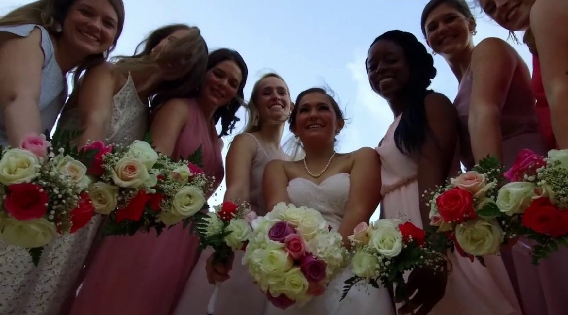 Embedded thumbnail for Weddings & Events > Video